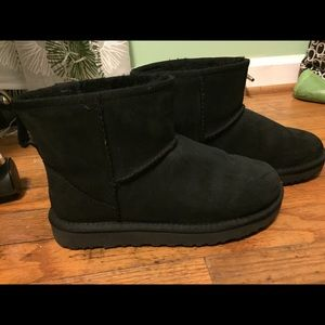 dbfb9b77730 Ugg Women Shoes Ankle Boots & Booties Color Black on Poshmark